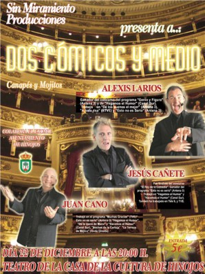 CARTEL-DOS-COMICOS-Y-MEDIO-ENVIAR