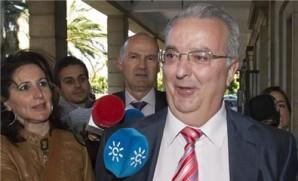 exconsejero-andaluz-Empleo-Antonio-Fernandez-llegada-juzgados-Sevilla