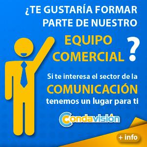 Oferta Comercial Condavisión