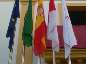 la palma bandera