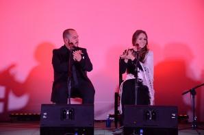 Jeromo Segura y Rocío Márquez