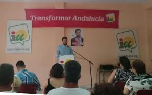José Manuel Franco IU Escacena