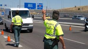 Control Trafico dgt guardia civil
