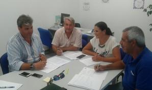 Reunión con Foro y Asociación Propietarios
