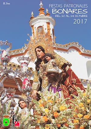 Fiestas Patronales Bonares 2017