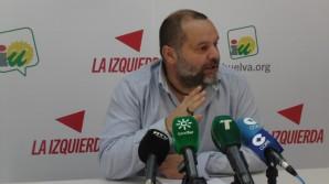 Rafael Sánchez Rufo, Coordinador Provicnial IU Huelva