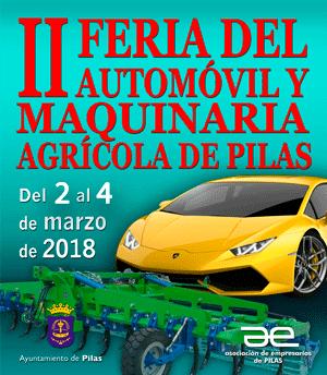 II Feria Automovil Pilas 2018