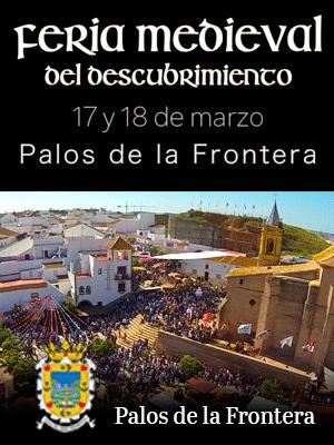 Ayto Palos - Feria Medieval 2018