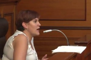 Noelia Mairena, portavoz IU Ayuntamiento de Bollullos del Condado