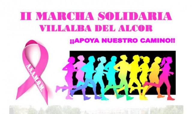 II Marcha Solidaria Villalba
