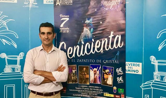 Llega a Valverde el musical  Cenicienta y el zapatito de cristal ... bcd767acf662