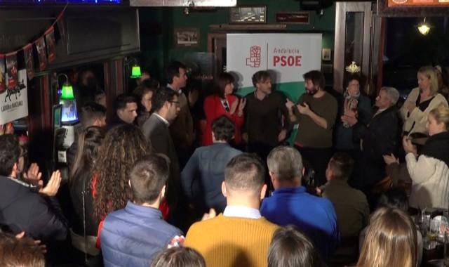 Acto PSOE Bollullos