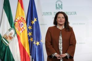 Carmen Crespo consejera de agricultura
