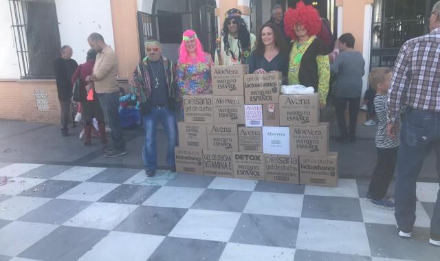 Carnaval Solidario Hinojos