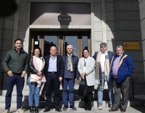 Reunión en la Dirección General del Agua 3