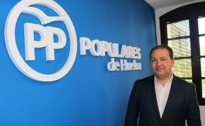 David Toscano secretario general PP Huelva