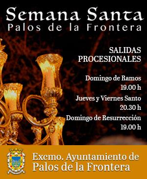 Ayto. Palos - Semana Santa 2019