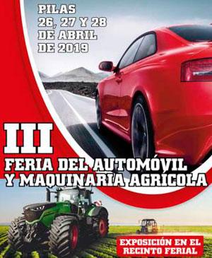 III FERIA AUTOMOVIL PILAS