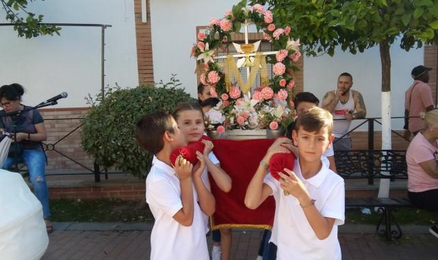 Cruces chicas Lucena