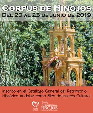 AYTO. HINOJOS - CORPUS 2019