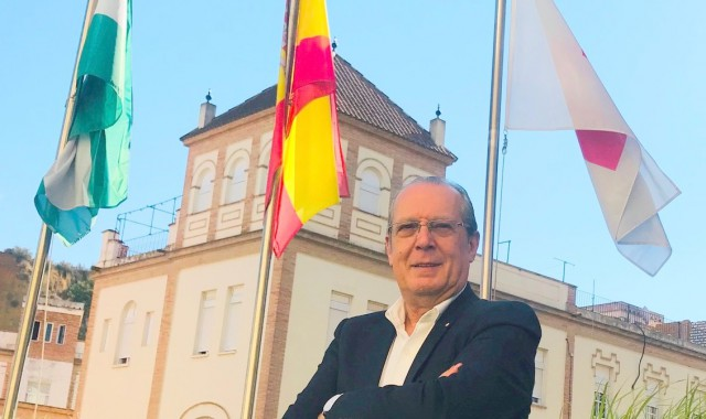 Juan José Blanco Presidente Cruz Roja Huelva