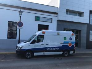 ambulancia-rociana-centro-de-salud-medico-huelga