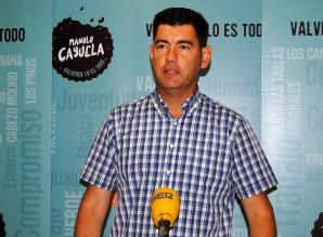 Manolo Cayuela pvoz Grupo Popular Ayto Valverde