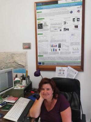 IFAPA Elsa investigadora