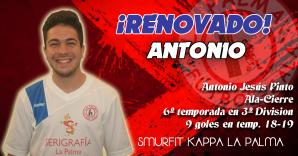 RENOVACION ANTONIO