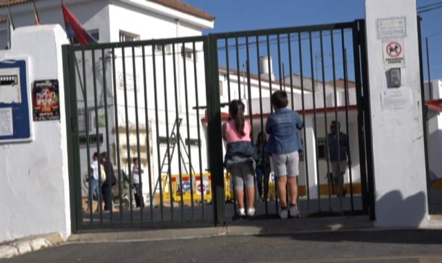 paterna del campo huelga colegio