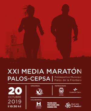 XXI Media Maratón Palos-CEPSA