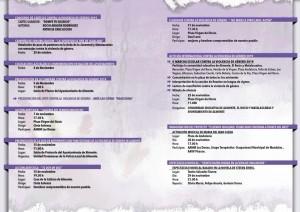 Programa actividades 2