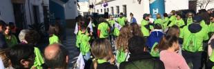 marcha contra la violencia de género hinojos
