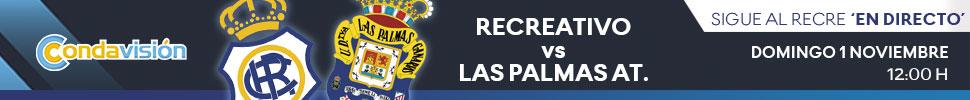 Partido Recre Las Palmas 01-11-2020